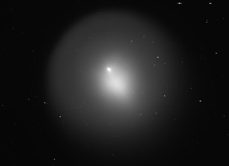 Comet 17P (Holmes)